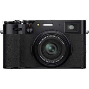 FUJIFILM X100v Mirrorless Digital Camera Black1