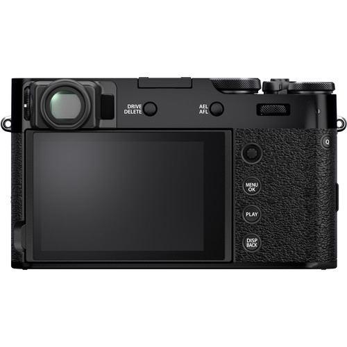 FUJIFILM X100v Mirrorless Digital Camera Black2