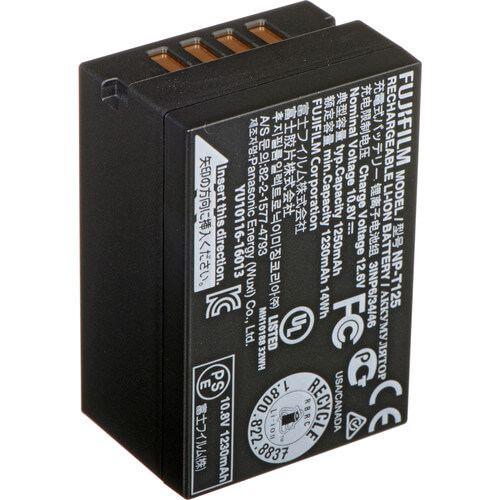 Fujifilm Acc Battery NP T125 GFX 1
