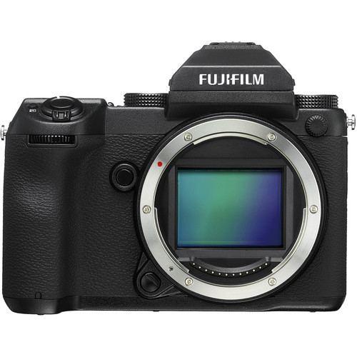 Fujifilm GFX50S Digital Mirorrless Camera 1