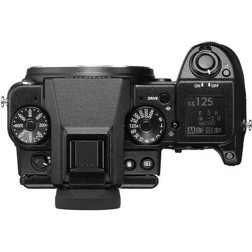 Fujifilm GFX50S Digital Mirorrless Camera 5jpg