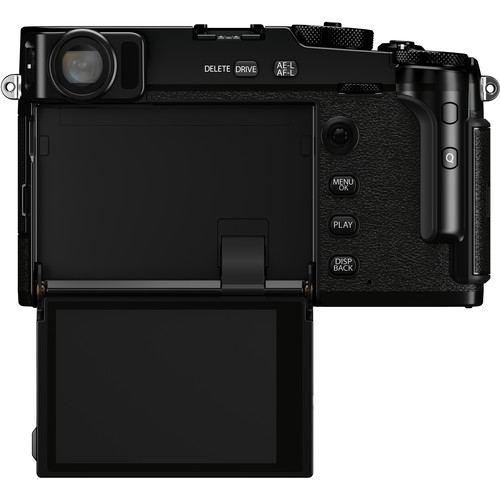 Fujifilm X PRO3 Mirrorless Digital Camera black3