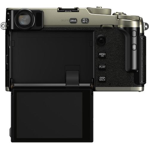 Fujifilm X PRO3 Mirrorless Digital Camera dura silver3