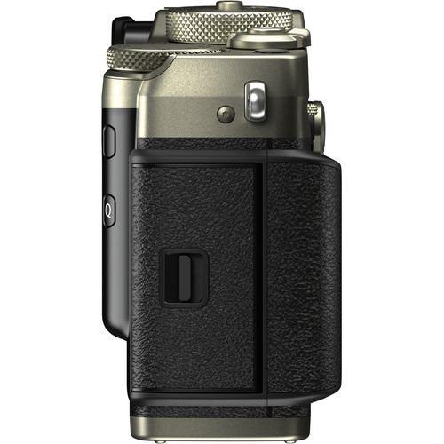 Fujifilm X PRO3 Mirrorless Digital Camera dura silver5
