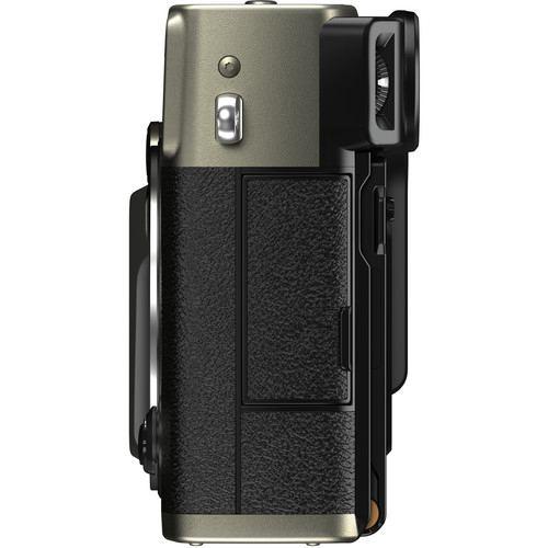 Fujifilm X PRO3 Mirrorless Digital Camera dura silver6