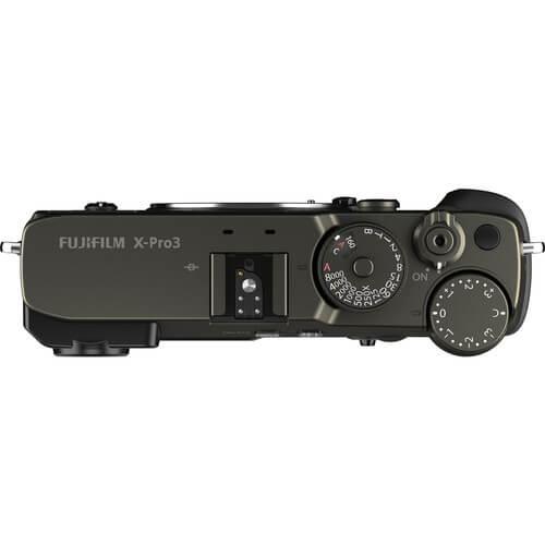 Fujifilm X PRO3 Mirrorless Digital Camera3