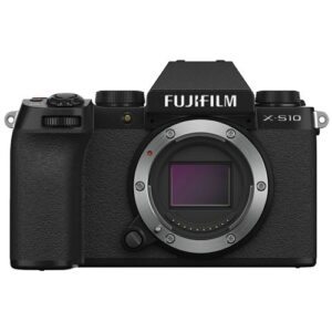 Fujifilm X S10 Mirrorless Digital Camera Body Only 1