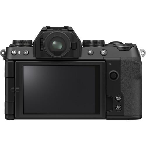Fujifilm X S10 Mirrorless Digital Camera Kit 15 45mm 2
