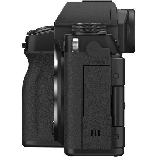 Fujifilm X S10 Mirrorless Digital Camera Kit 15 45mm 3