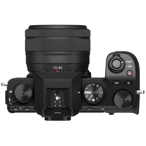 Fujifilm X S10 Mirrorless Digital Camera Kit 15 45mm 5