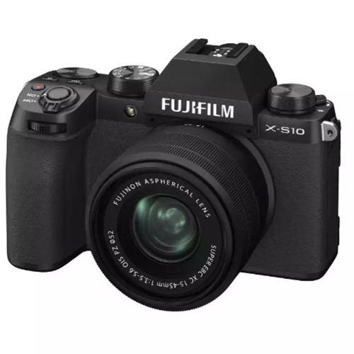 Fujifilm X S10 Mirrorless Digital Camera Kit 15 45mm 6
