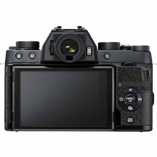 Fujifilm X T100 Kit 15 45mm Black 3