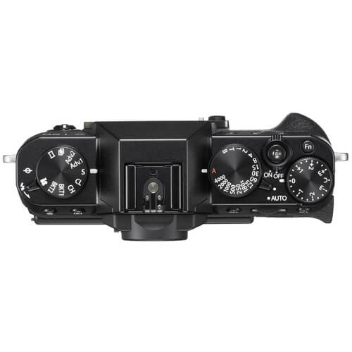 Fujifilm X T20 Body Only Black3
