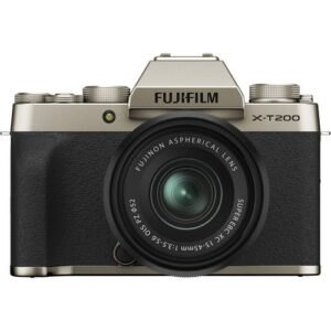 Fujifilm X T200 Kit1545 Gold 1