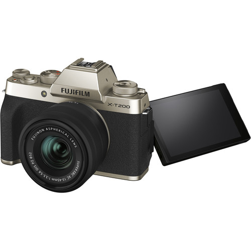 Fujifilm X T200 Kit1545 Gold 5