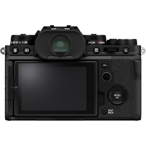 Fujifilm X T4 BO Black 2