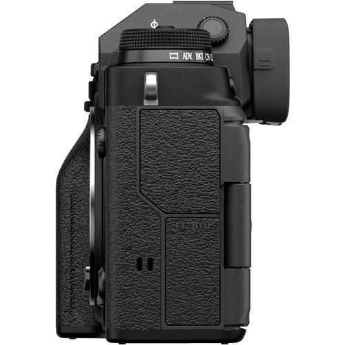 Fujifilm X T4 BO Black 5