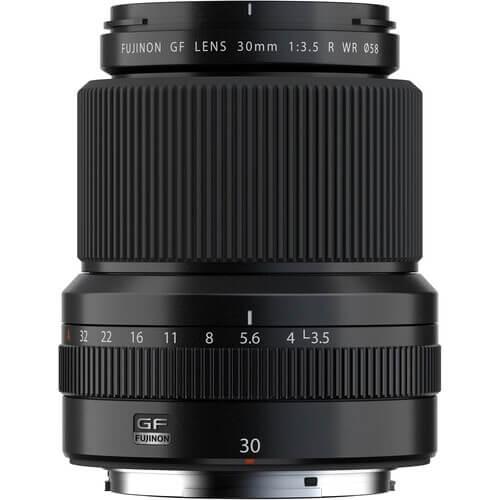 Fujinon Lens GF 30mm f3 1