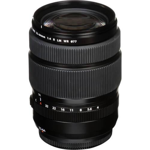 Fujinon Lens GF 32 64MM F4 Black 4