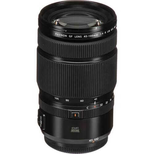 Fujinon Lens GF 45 100mm f4 R LM OIS WR 3