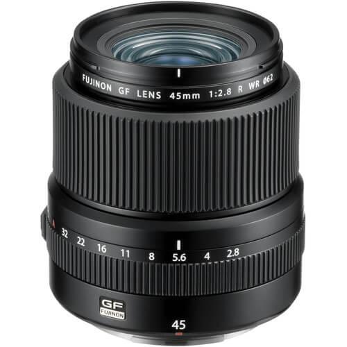 Fujinon Lens GF 45mm f28 R WR 1