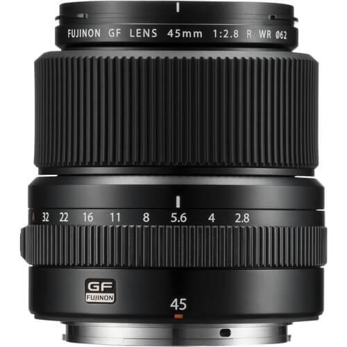 Fujinon Lens GF 45mm f28 R WR 2