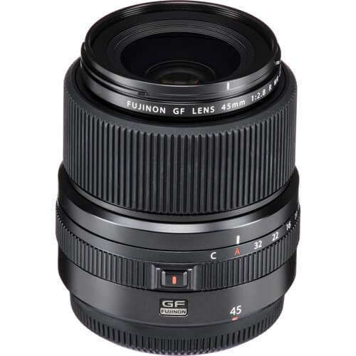 Fujinon Lens GF 45mm f28 R WR 3