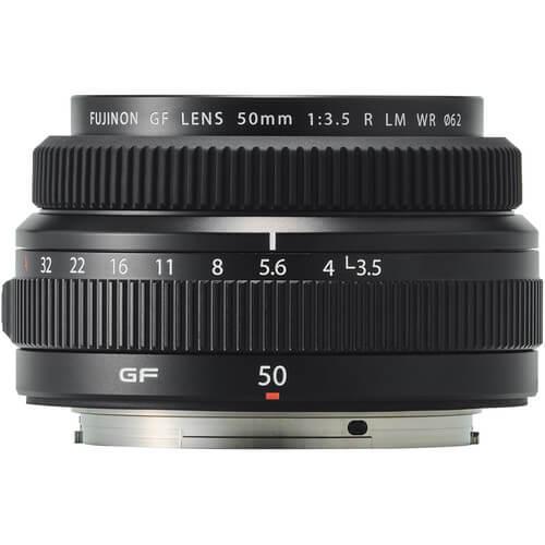 Fujinon Lens GF 50mm f3 R WR 2