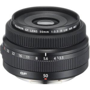 Fujinon Lens GF 50mm f3 R WR 3