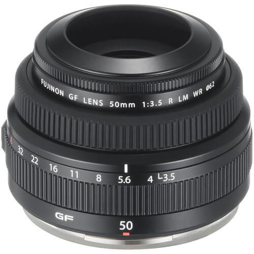 Fujinon Lens GF 50mm f3 R WR 4