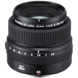 Fujinon Lens GF 63mm f28 R WR 1
