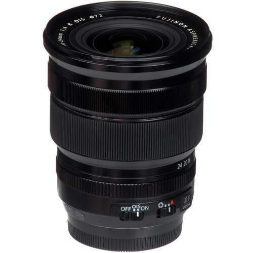 Fujinon Lens XF 10 24mm f4 R OIS 2