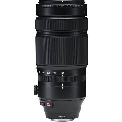 Fujinon Lens XF 100 400MM Black 4