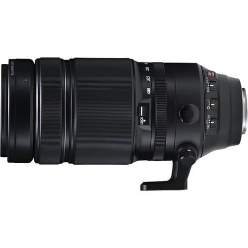 Fujinon Lens XF 100 400MM Black 5
