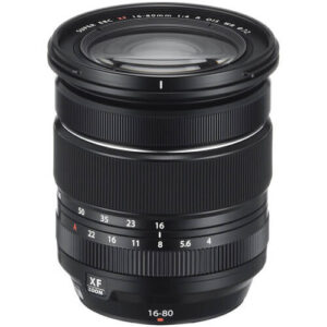 Fujinon Lens XF 16 80MM Black 1