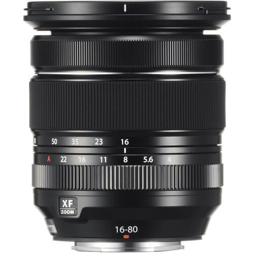 Fujinon Lens XF 16 80MM Black 2