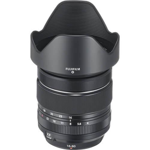 Fujinon Lens XF 16 80MM Black 4