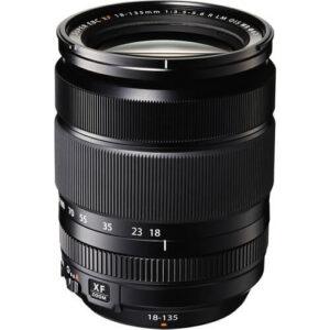 Fujinon Lens XF 18 135MM Black 1