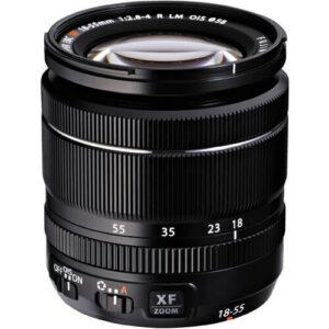 Fujinon Lens XF 18 55MM Black 1