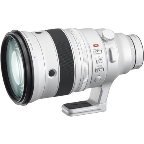 Fujinon Lens XF 200mm f2 R LM OIS WR 1