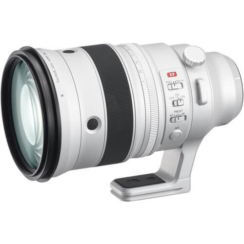 Fujinon Lens XF 200mm f2 R LM OIS WR 2