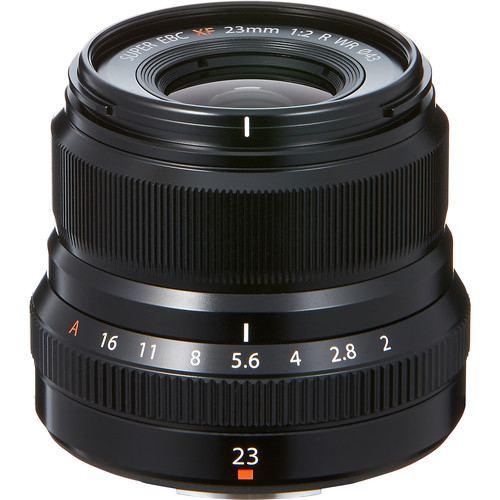 Fujinon Lens XF 23MM F2 Black 1