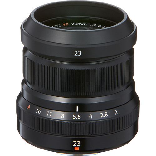 Fujinon Lens XF 23MM F2 Black 3