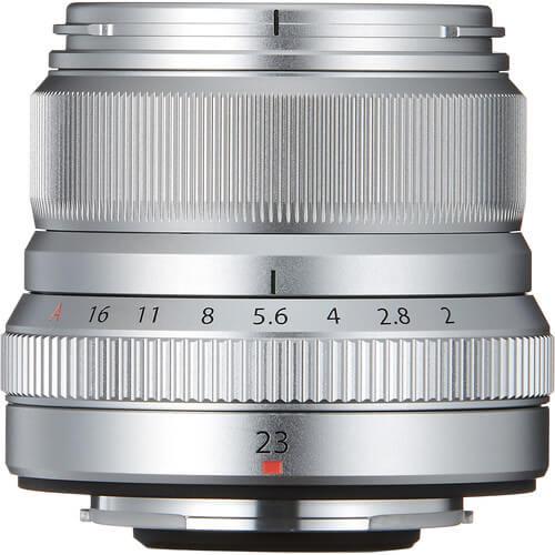 Fujinon Lens XF 23MM F2 Silver 2