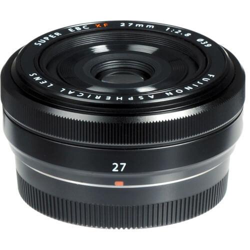 Fujinon Lens XF 27MM Black 3