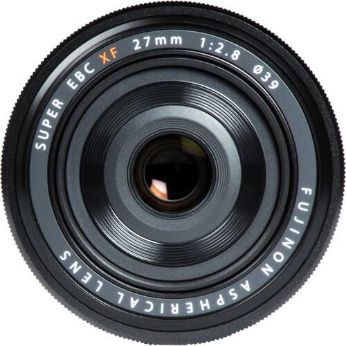 Fujinon Lens XF 27MM Black 4