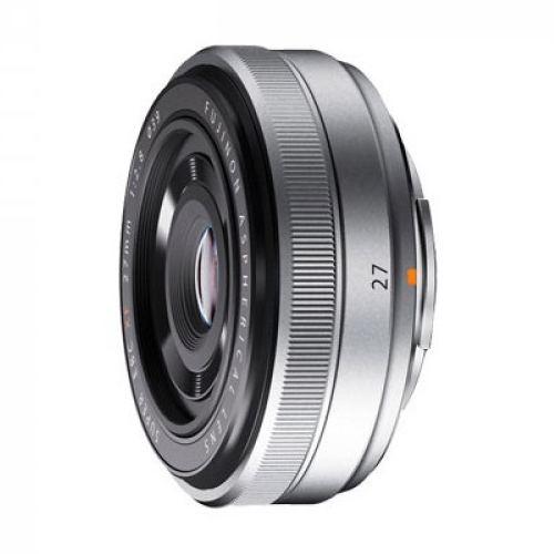 Fujinon Lens XF 27MM Silver 2