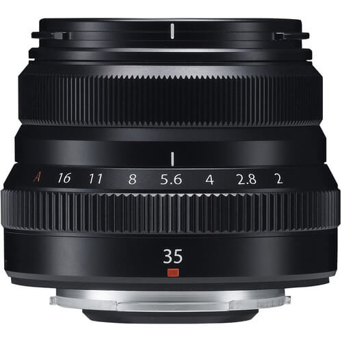 Fujinon Lens XF 35MM F2 Black 1