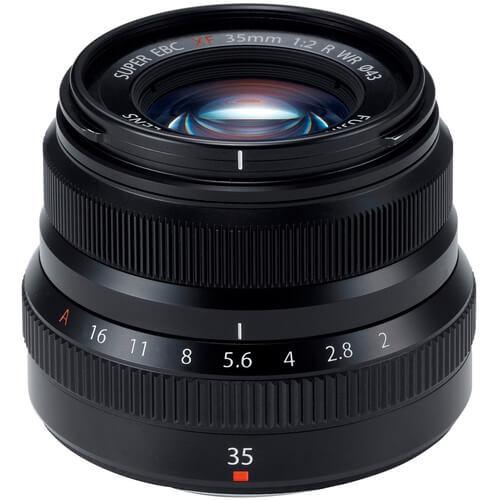 Fujinon Lens XF 35MM F2 Black 2