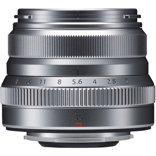Fujinon Lens XF 35MM F2 Silver 2